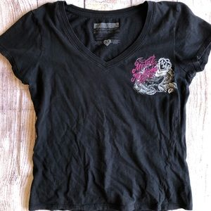 Metal Mulisha T-shirt Medium Black
